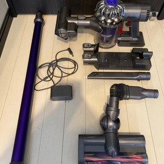 ダイソン dyson DC62 コードレスクリーナー 掃除機