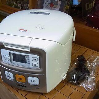 タイガー TIGER 3合炊き 炊飯器 JAI-R550 …