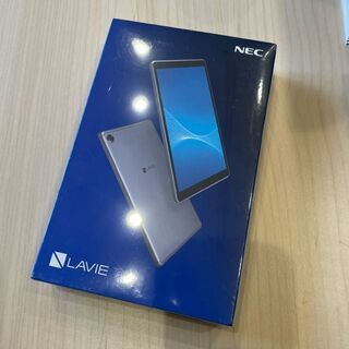 決まりました【新品未開封】NEC LAVIE Tab (PC-T...