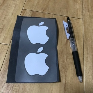 アップル apple リンゴマークステッカー