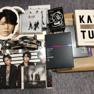 KAT-TUNグッズ・CD・DVDセット