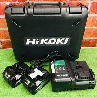 決算セール大特価! HiKOKI WH18DDL2 インパクトドライバー セール価格9月末まで【リライズ野田愛宕店】【店頭取引限定】【中古】【管理番号:IT2UBHMU7F4S】 - 売ります・あげます