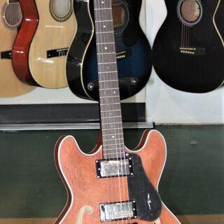ARIA セミアコ-スティックギター TA-TR1 STBR