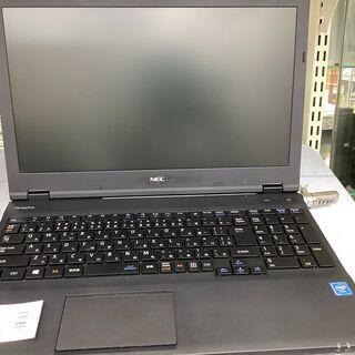 ノートパソコン NEC VK16EX-T