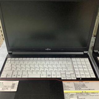 ノートパソコン 富士通 FMVA1002PP
