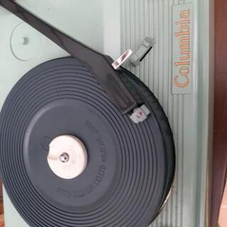 COLUMBIA レコードプレーヤー