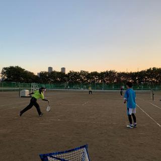 明日のソフトテニス参加メンバー追加募集のお知らせ⭐️