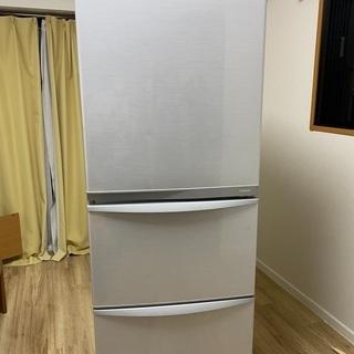 冷蔵庫 340L