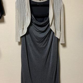 23区ドレス UNTITLED カーディガン
