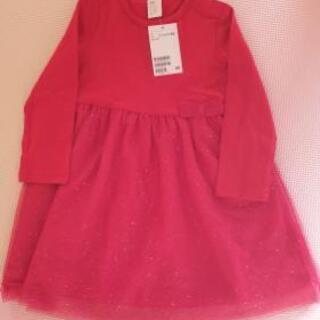 女の赤ちゃんのドレス