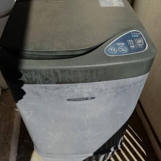 【無料】SHARP 洗濯機 差し上げます