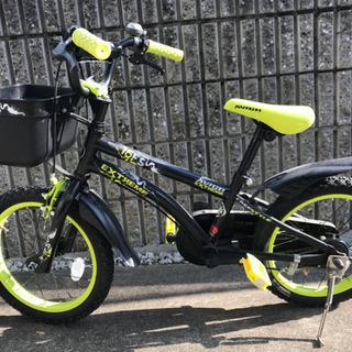 子供用自転車(16インチ)の画像