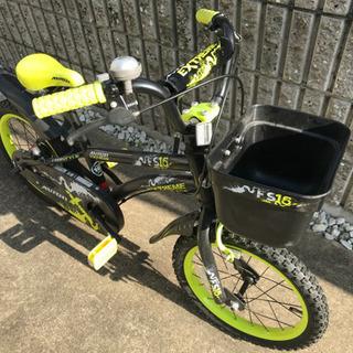 子供用自転車(16インチ) − 愛知県