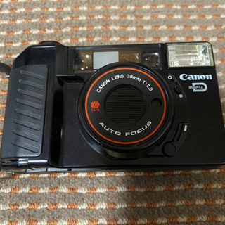 フィルムカメラ Canon Autoboy2 quartz date