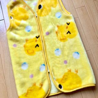 ベスト スリーパー 防寒◆着る毛布