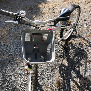 【ネット決済】自転車 マウテンバイク 子供用 24インチ