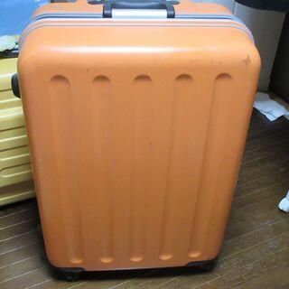 大型スーツケース  7泊以上 2点セット (どちらか一つでもOk)の画像