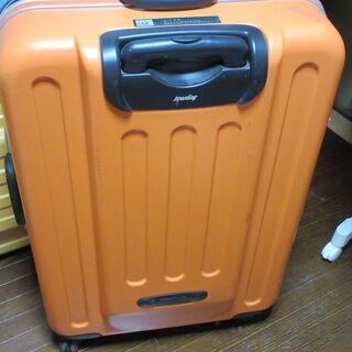 大型スーツケース  7泊以上 2点セット (どちらか一つでもOk) - 長岡市