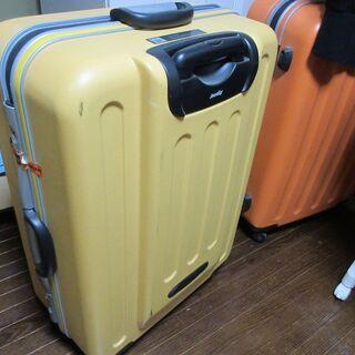 大型スーツケース  7泊以上 2点セット (どちらか一つでもOk) − 新潟県