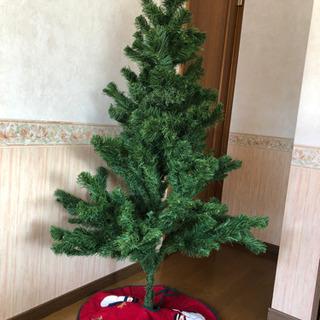 値下げ! クリスマスツリー 150センチ