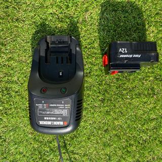 BLACK & DECKER 充電式ドリルドライバー - 小美玉市
