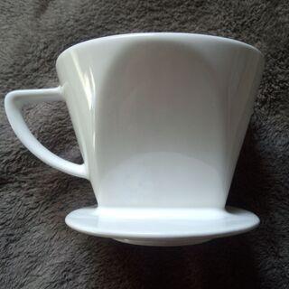 コーヒードリッパー 1~2杯用 陶器製