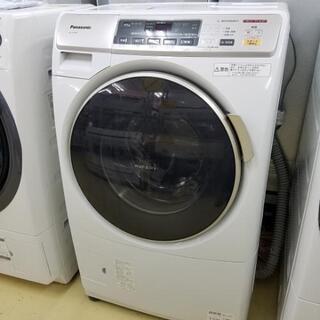 激安!パナソニック!ヒートポンプ!ドラム洗濯機!!エコナビ