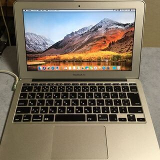 【商談中】MacBook Air (11-inch, Mid 2...