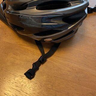 自転車とヘルメット