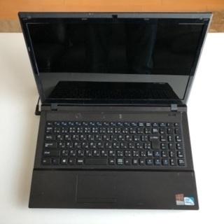 ノートパソコン 15.6インチ Lesance NB 8