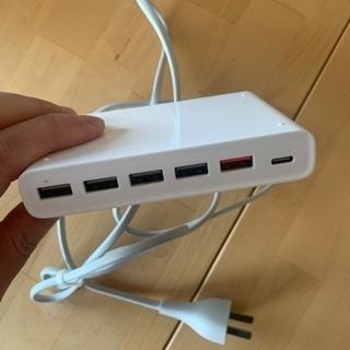 USB充電拡張ポート
