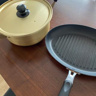 鍋、フライパン    無料