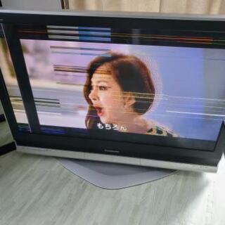テレビ42型ビエラ