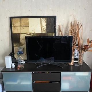 取りに来てくれる方!IKEAのテレビ台 テレビボード