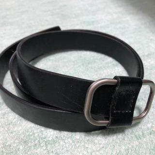 レディース 黒ベルト 未使用品