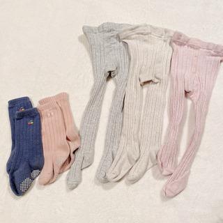ネクスト タイツ、靴下 70〜80cm