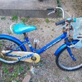 子供用自転車あげます😊