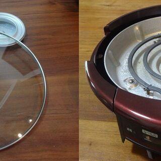 TIGER グリル鍋 CQD-A120