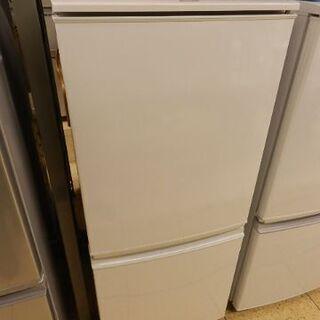 冷蔵庫 137ℓ SHARP SJ-14Y-W 2014年製