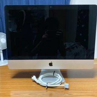 iMac 本体、電源ケーブルのみ