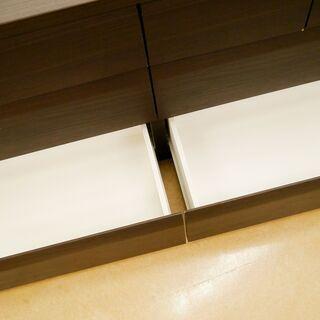 特価品! 高級なとても良いお品の箪笥です! ダークブラウン 39TOP − 北海道