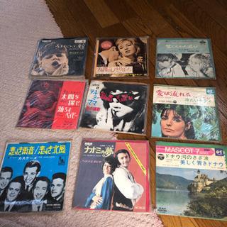 古いレコードです。