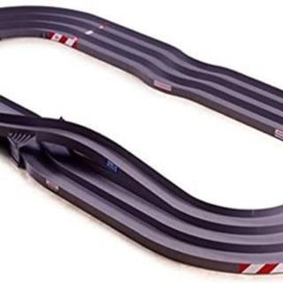 ミニ四駆コース 3レーン スロープ・バンクセット