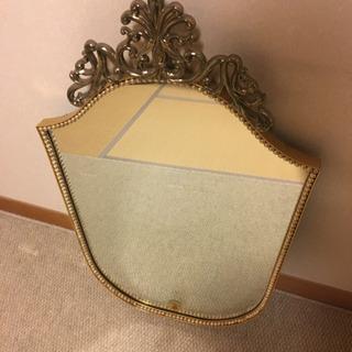 【取引決定】豪華なデザインの鏡 日本製