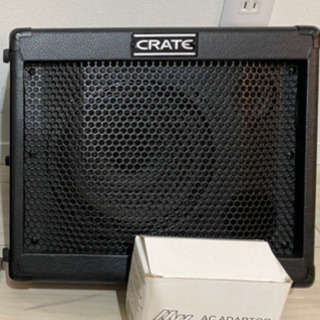 CRATE TX15 路上ライブ用 定番 アンプ 1台