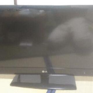 ジャンク 液晶テレビ 32型 LG製 リモコン付き