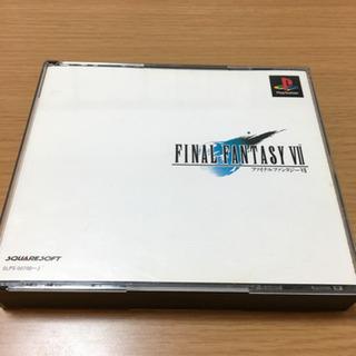PS ファイナルファンタジー7