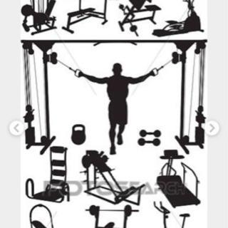 求む トレーニング機器