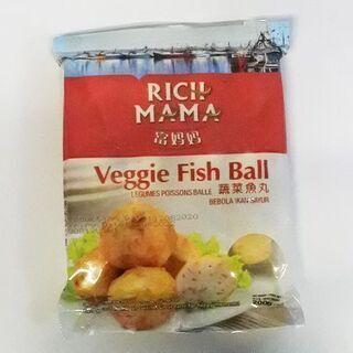 RICH MAMA 野菜フィッシュボール