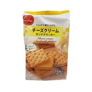 Munchy's チーズクリームサンドクラッカー